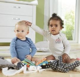 Lupilu детский микс бодиков для малышей на 55-92см