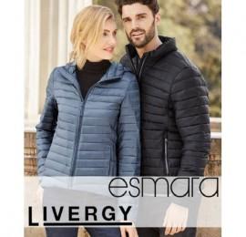Livergy, Esmara, CRIVIT мужские и женские курточки, безрукавки, оптом сток