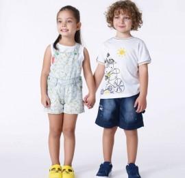 C&A  детская одежда на возраст 0-15 лет, лето -75%, осень - 25%, оптом сток