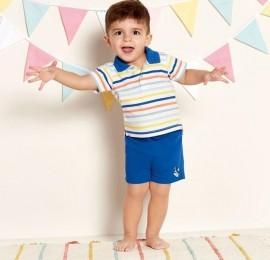 Lupilu PEPPERS детские футболки на рост 86-164см.