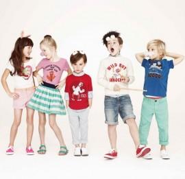 OVS Kids детская одежда, сезон весна-лето, возраст 0-14 лет, оптом сток